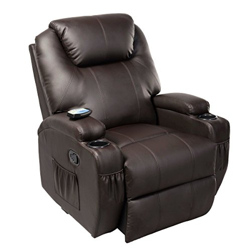 Cavendish manual recliner chair with heat /massage - choice of colours...