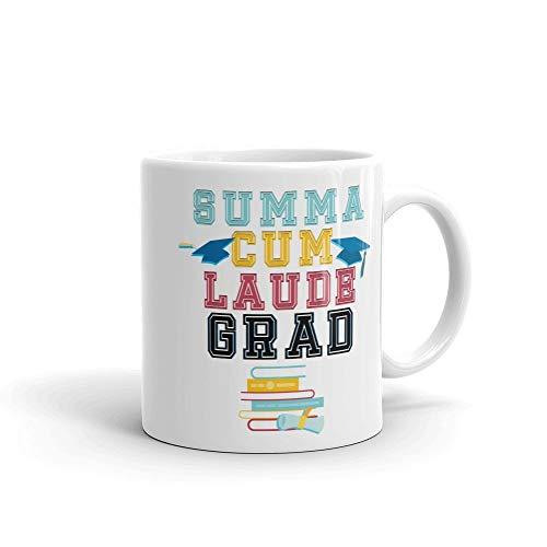 Proud Summa Cum Laude College Graduation Coffee Mug- Coffee Mug, Tea Mug, Cute Mug - Gift, cute gift, Souvenir, 11oz, 15oz