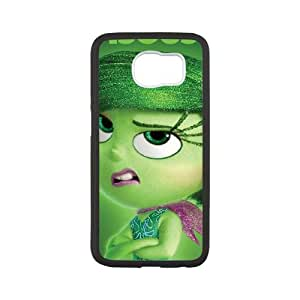 Inside Out Samsung Galaxy S6 Cell Phone Case White H7906534