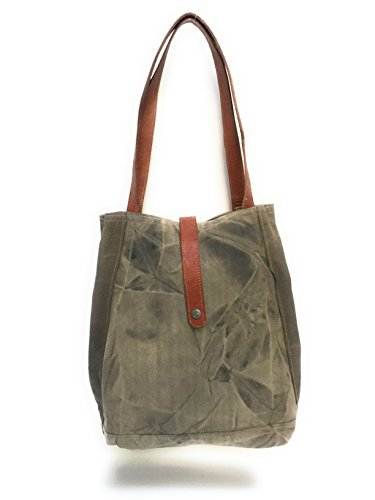 Aztec Shiva Modern Shoulder Bag Sturdy Vintage Canvas Tote Market (Canvas Double French Wallet)