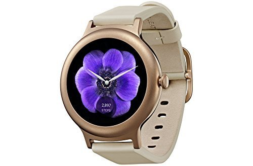 LG Watch Style LG-W270 Smartwatch Android Wear 2.0 (Bluetooth model / International Version) (Rose Gold) by LG Watch Style