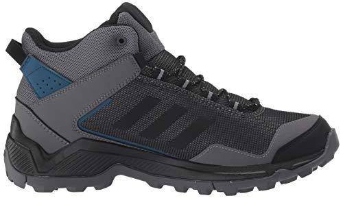 adidas Outdoor Men's Terrex EASTRAIL MID GTX Hiking Boot, Four/Black/Grey Three, 6 D US 6
