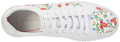 Zapatillas Blanco Tozzi White Comb 23742 Mujer Marco 197 para Ew4PXqq