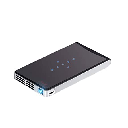 NCBH Mini batería Recargable del proyector, proyector portátil HD ...
