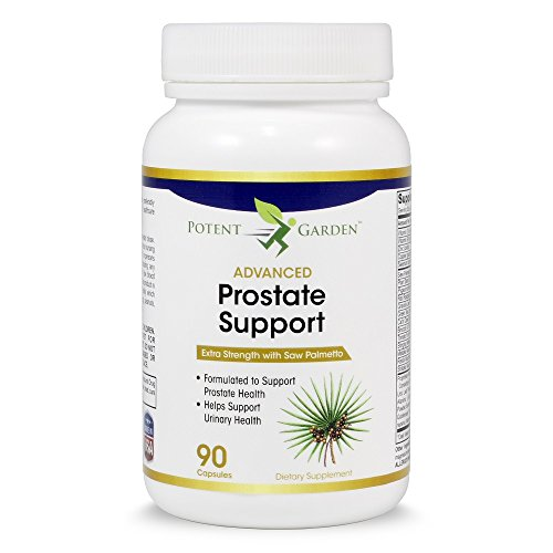 Prostate Supplements for Men | Saw Palmetto | Super Male Prostate Formula | Support Urinary Health & Prostate Function | DHT Blocker To Fight Hair Loss | Over 30 Clinically Studied Herbs