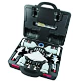 Husky HVLP and Standard Gravity Feed Spray Gun Kit