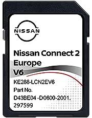 Nieuwste Nissan Connect 2 V6 2021/2022 SD KAART Navigatie Update GPS SD CARD EUROPA + TURKIJE - V6
