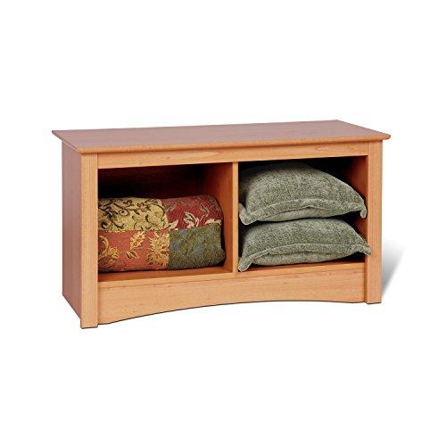 Maple Twin Cubbie Bench