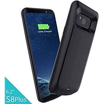 Beautiful Battery Charger Case For Samsung Galaxy S9 S9 Plus Note 8 5000mah Power Bank Case External Backup Battery Charging Case Cool In Summer And Warm In Winter Cellphones & Telecommunications
