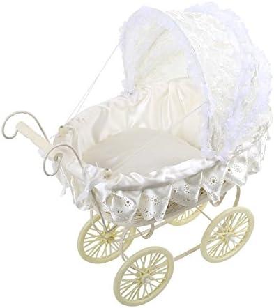 Giocattolo passeggino Baby Doll Buggy Molly Dolly carrozzina età 3+