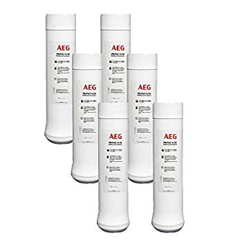 Image of AEG 3AEGPPF Pack of 3 Pre/Post Osmosis Kits - Provides you with 18 Months of Filtered Water A Time Saver and Unparalleled Peace of Mind Under-Sink & Countertop Filtration