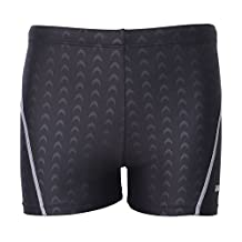 FEOYA Mens Compression Swimsuit Shorts Dry Quick Bresthable Swimming Briefs Tights