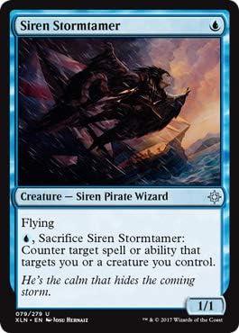 Mtg Siren Stormtamer