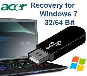 acer reinstall windows 7