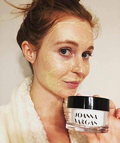 Exfoliating Is The Secret to Glowing Skin - The Exfoliating Mask By Celebrity Facialist Joanna Vargas - A Natural Enzyme Facial Peel and Exfoliant - Increase Cell Turnover by Joanna Vargas Skin Care (Image #4)