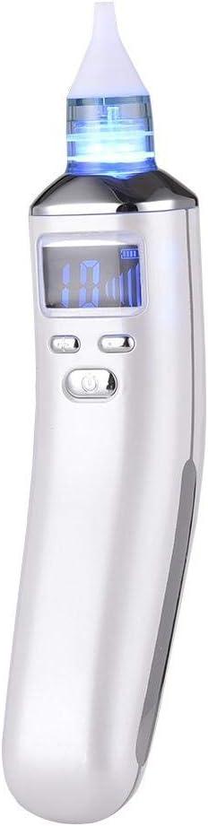 Aspirador Nasal Bebes Electrico Carga USB Aspirador de Nariz con 3 ...