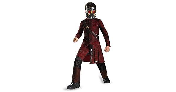 Amazon.com: Disfraz de Star-Lord para niños ...