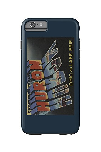 Huron  Ohio   Lake Erie   Large Letter Scenes  Iphone 6 Plus Cell Phone Case Cell Phone Case  Tough