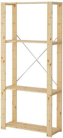 Ikea HEJNE - Estante, madera blanda