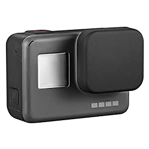Taisioner Silicon Lens Cover Cap Protective Case for GoPro Hero 5/6 / 7 Black Action Camera Replacement Accessories