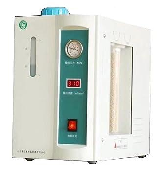 CGOLDENWALL Generador de Gas hidrógeno de Alta pureza 0-500ml/min Lab Adjustable High-Pure Hydrogen Gas Generator Pure Water Electrolysis Hydrogen Generator ...