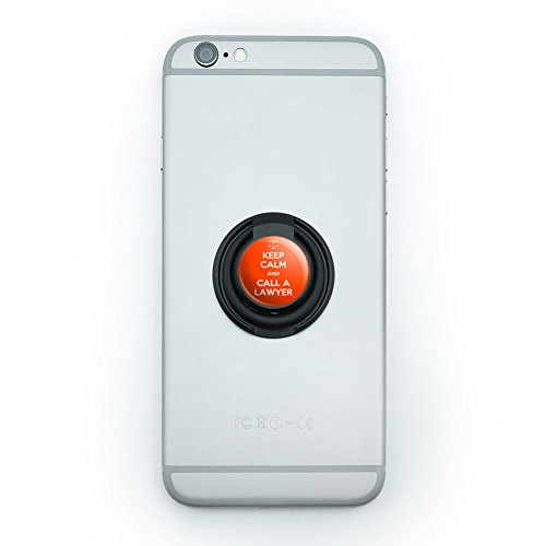 Mobile Smart Phone Finger Holder