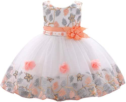 KILO METERS Embroidery Flower Formal product image