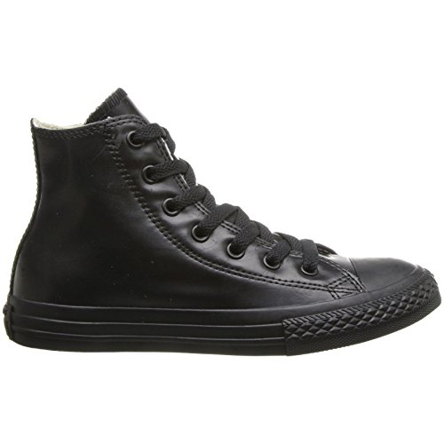 Converse Unisex Chuck Taylor Rubber Rain Boot Sneaker Black (4 Men/Women -