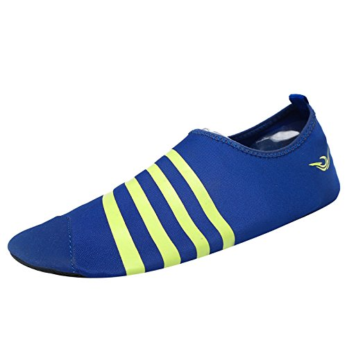 Fitness Lucdespo de yoga natación amantes de de zapatos Zapatos de natación Blue de de los los amantes zapatos rBYPqrvEz