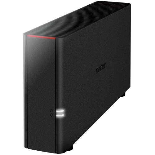 Buffalo LinkStation 210 2TB Private Cloud Storage NAS with Hard Drives Included from BUFFALO