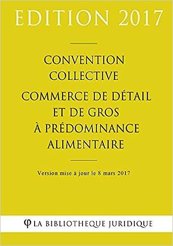 Amazon Fr Convention Collective Commerce De Detail Et De Gros A