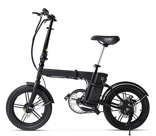 Folding Electric Bike Adult Road Bicycle Scooter Unisex Tricycle Gray