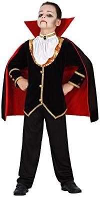 Atosa-22753 Disfraz Vampiro, color negro, 3 a 4 años (22753 ...