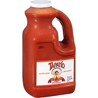 Tapatio Salsa Picante Hot Sauce, 1 Gallon Jug
