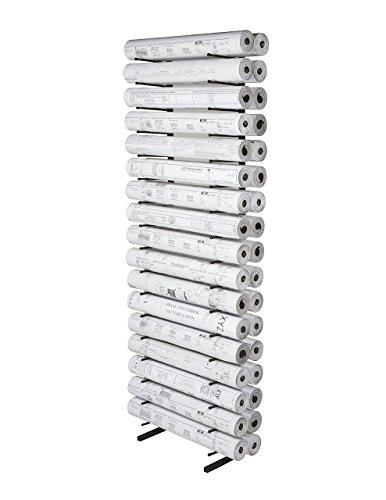 Brookside Design VR165 Vis-I-rack high capacity roll file blueprint storage rack by Brookside Design
