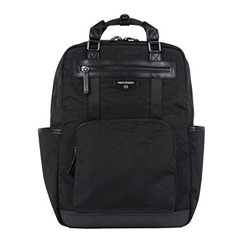 TWELVElittle Unisex Courage Backpack, Black