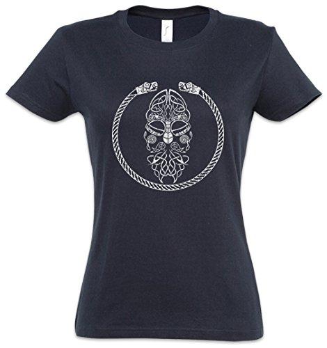 Urban Backwoods Viking Knot and Bracelet Women Girlie T-Shirt