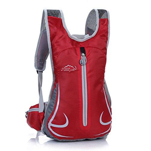 Mochila ciclismo/mochila ocasional masculina/ciclismo de paquete/bolsa de deporte/Mochila ultraligera/morral al aire libre-G E