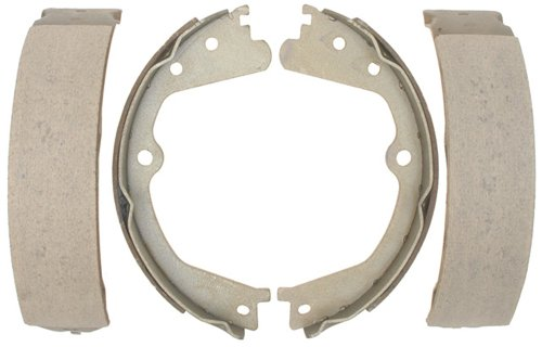 Raybestos 952PG Professional Grade Parking Brake Shoe Set - Drum in - Drum Brake Parking