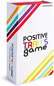 Positive Trait Therapy Games: Social Skills Games that Teaches Social Work Therapy for Kids, Teens and Adults