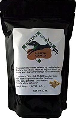 ALL Natural Diabetic Treats, Vet Approved