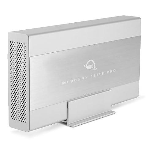 OWC 2.0TB Mercury Elite Pro USB 3 With USB+1 Storage Solution (Owc 2tb Hard Drive)
