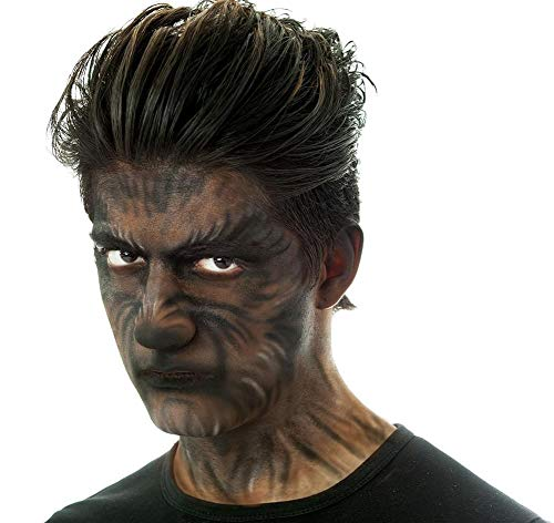 Woochie by Cinema Secrets Werewolf Nose Latex Large Appliance, Multi, One Size for $<!--$4.90-->