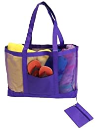 Amazon.com: Purple - Travel Totes / Luggage & Travel Gear ...