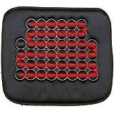 Koolertron Car Heated Seat Cushion Hot Cover Auto 12V Heat Heater Warmer Pad-winter Black