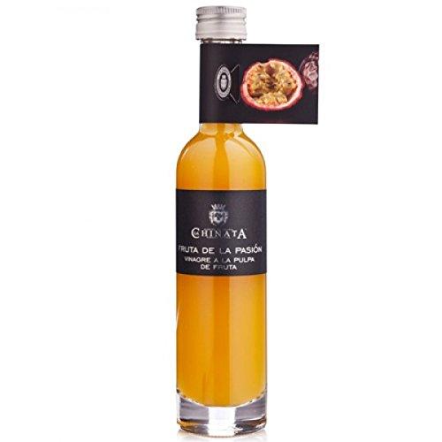 La Chinata, Spanish Passion Fruit Pulp Vinegar, 100 ml glass bottle