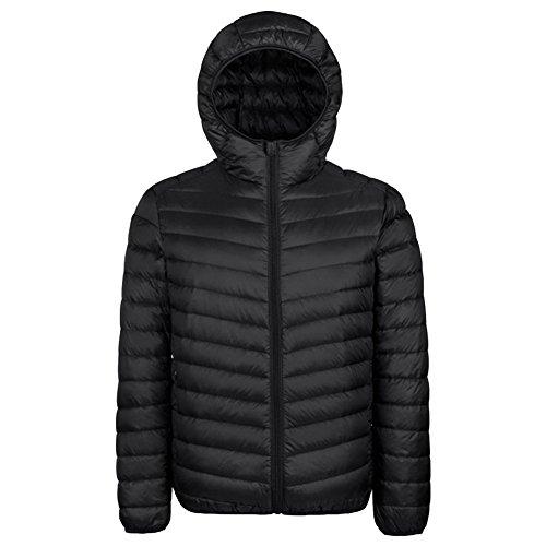 Mens Hooded Bubble Jacket - 9