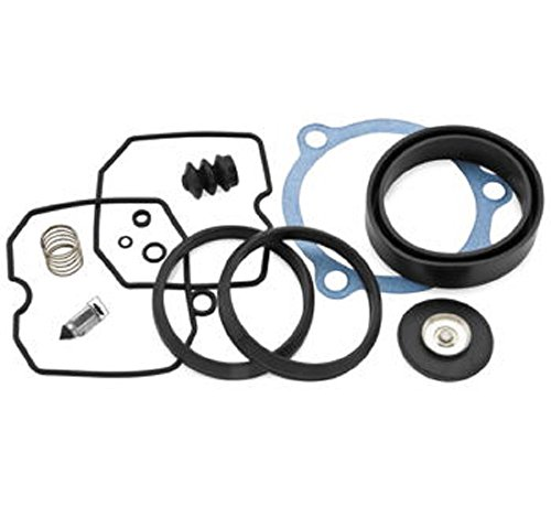 (Orange Cycle Parts Carburetor Rebuild Kit for Harley 1990-2006 Big Twin / 1988-2006 Sportster XL using the CV carb Repl.Harley #27006-88)