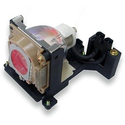 AmpacElectronics L1709A - Lámpara de repuesto con carcasa para ...