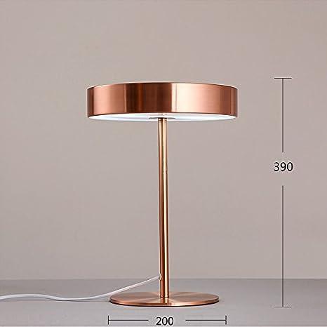 brilife lámparas de mesa modernas con LED, Lámpara de mesa ...